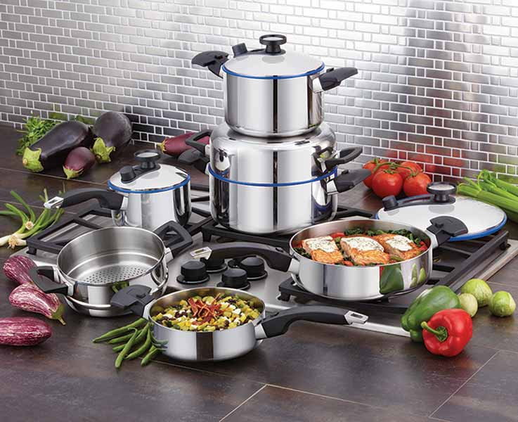 Royal Prestige Innove 10 piece family set