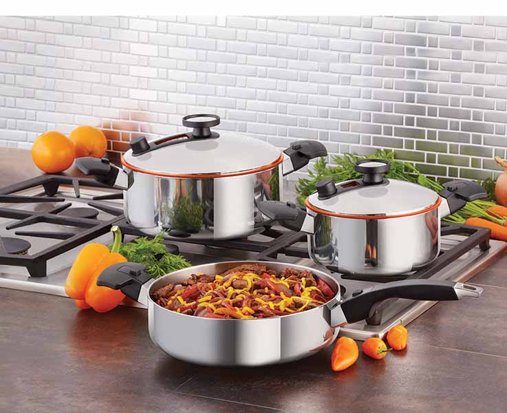 Royal Prestige Innove 5 piece complementary set