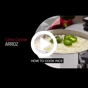 How to Cook Rice in Royal Prestige<sup>®<sup>